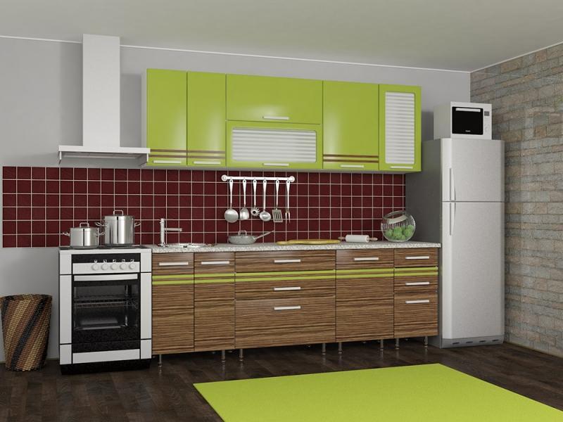 Кухня Милена-5