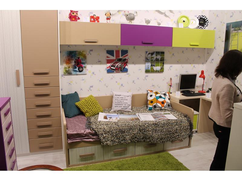 Мебельная выставка Москва: детская