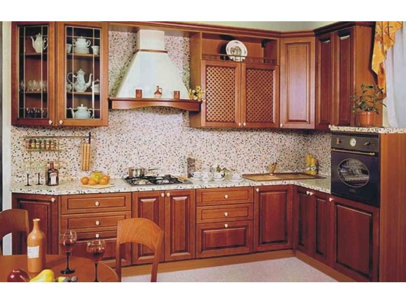 Кухня Карина массив
