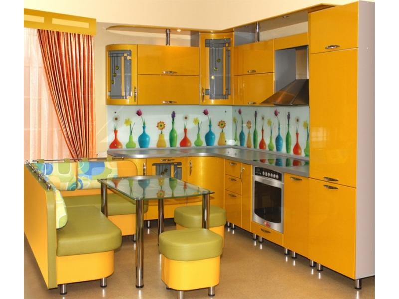 Кухонный гарнитур Подсолнух