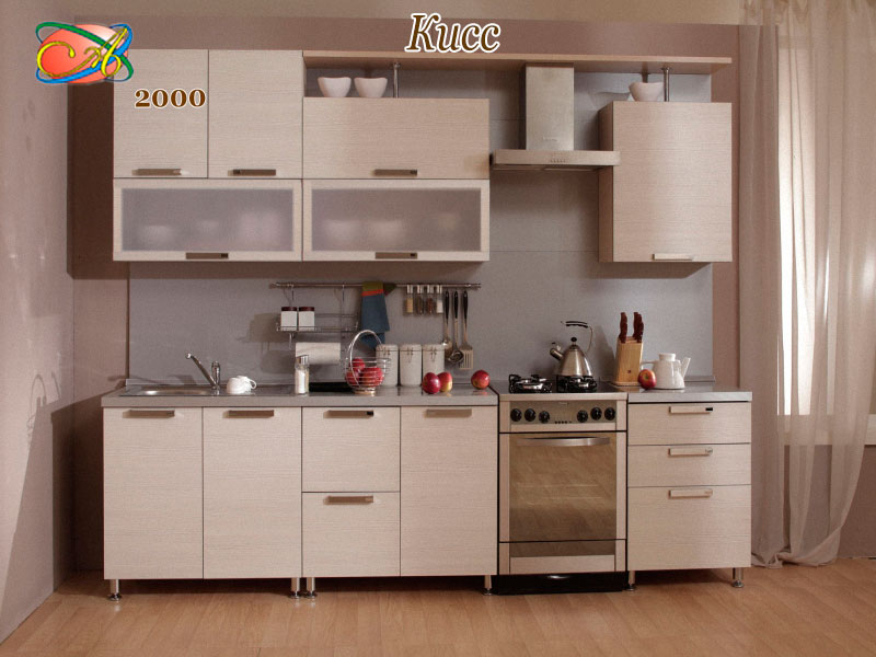 Кухня «Кисс»