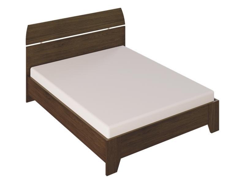 Кровать двухспальная (коллекция Донна)