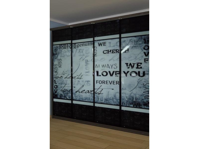 Шкаф-купе Love you