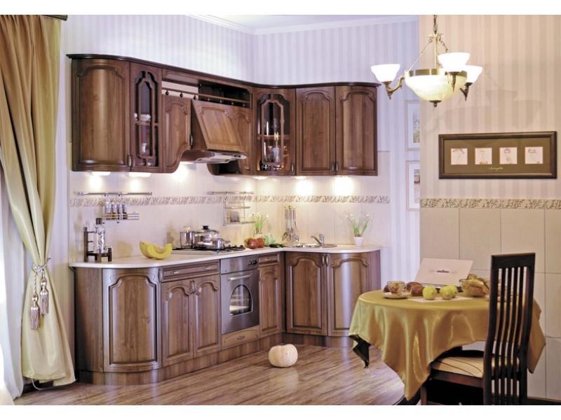 Кухонный гарнитур угловой Ада