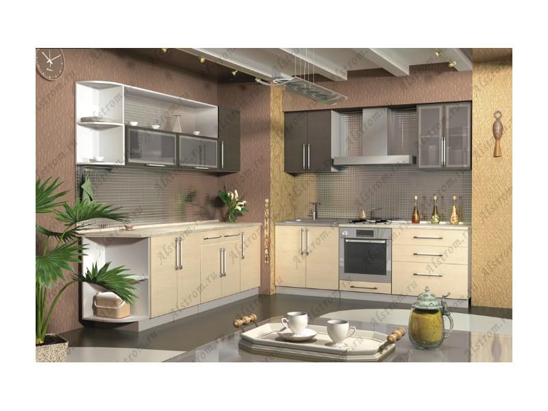 Кухня угловая Футура