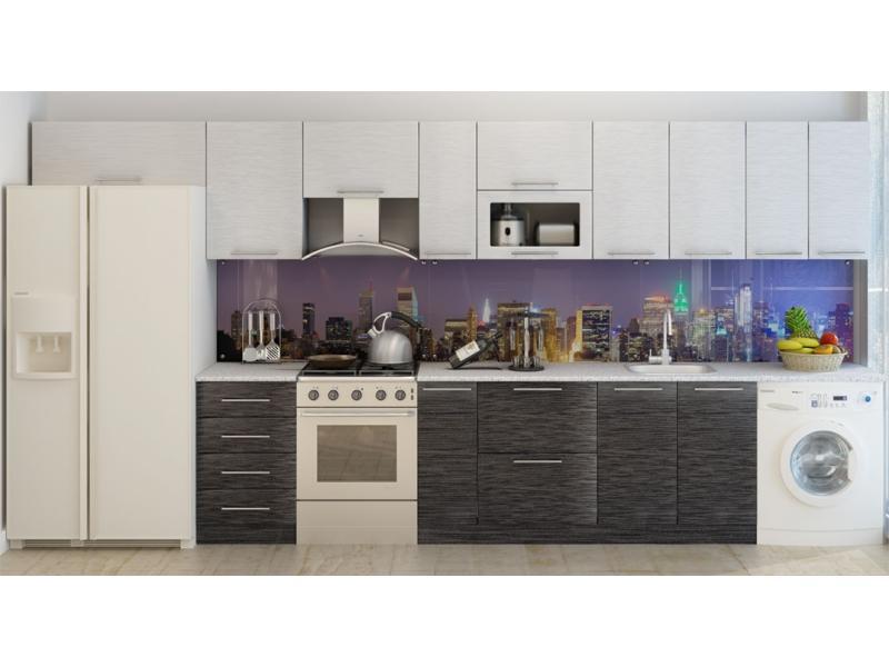 Кухонный гарнитур прямой 6