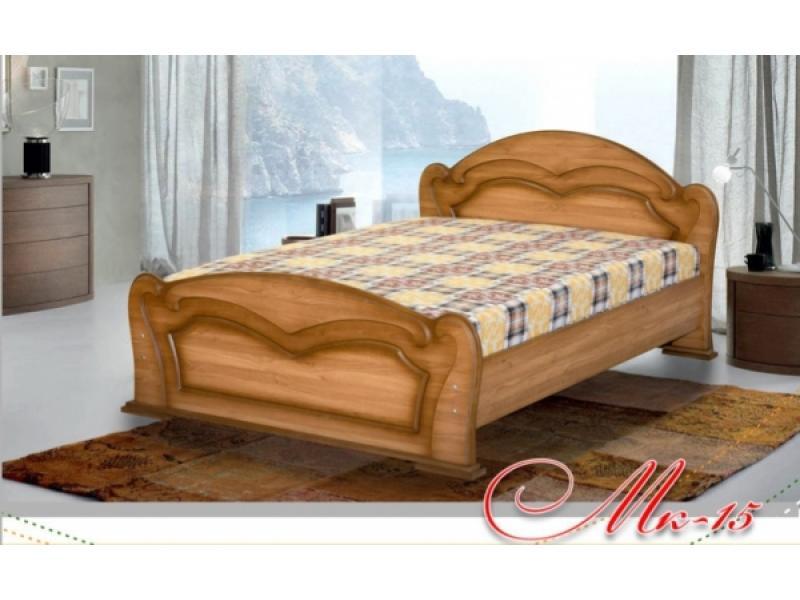 Кровать МДФ МК 15