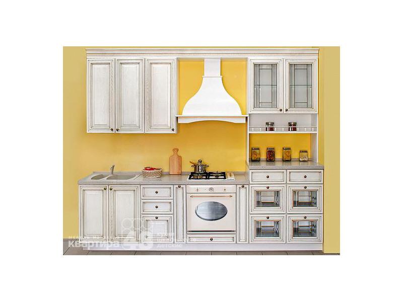 Кухонный гарнитур прямой Франческа 4