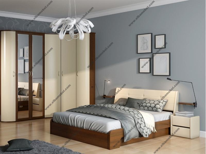 мебельная фабрика эльба мебель г санкт петербург спальня глория