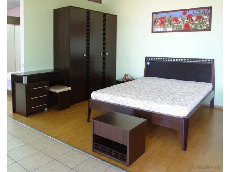 Спальный гарнитур Мерибель