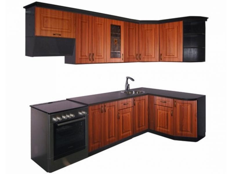кухня Классика 1 и угловой модуль
