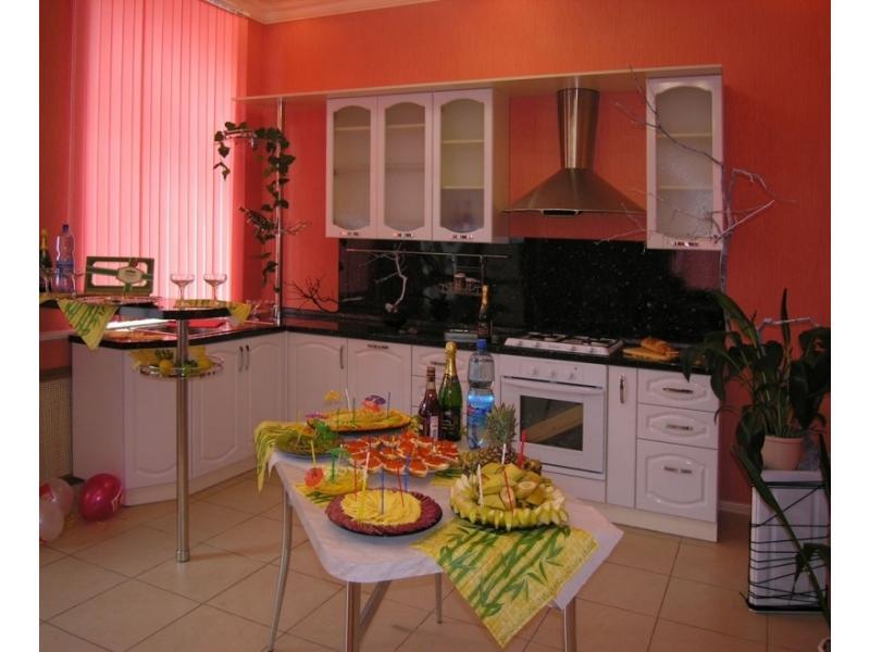 Кухонный гарнитур угловой 53