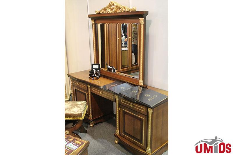 Мебельная выставка Краснодар: Туалетный столик