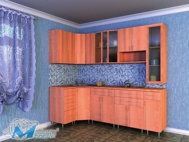 кухня угловая «Люкс 2»
