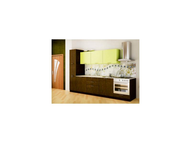 Кухонный гарнитур прямой Мария 16
