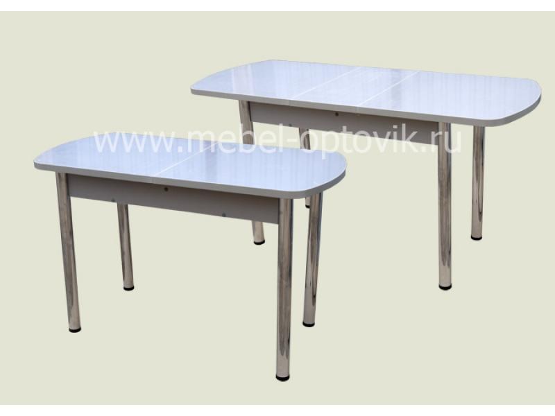 Стол обеденный металлический
