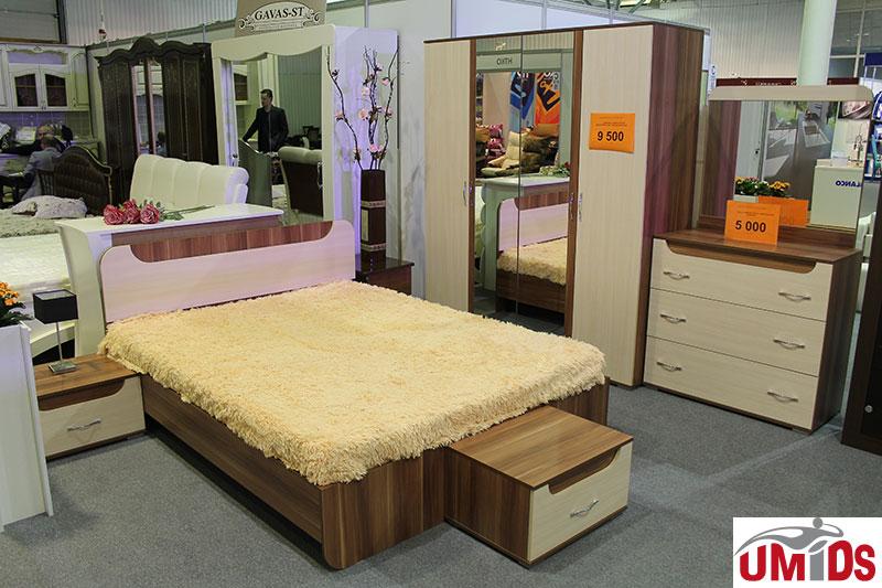 Мебельная выставка Краснодар: Спальня