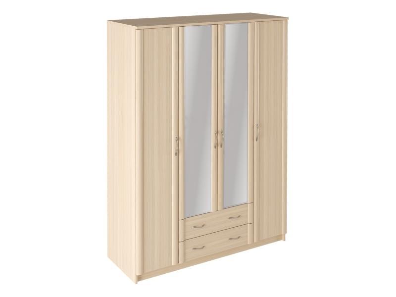 Шкаф с зеркалами (коллекция Джулия)