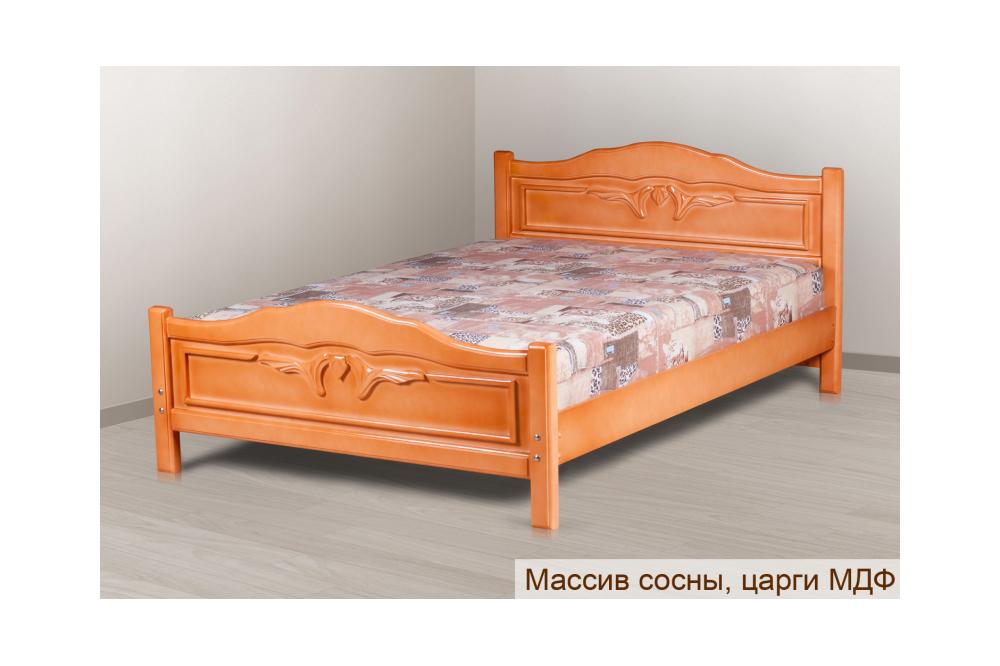 Кровать «Волна»