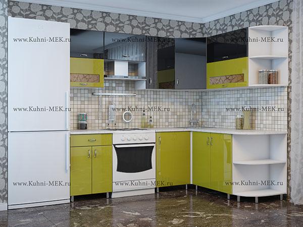 Кухня угловая Дарина-22