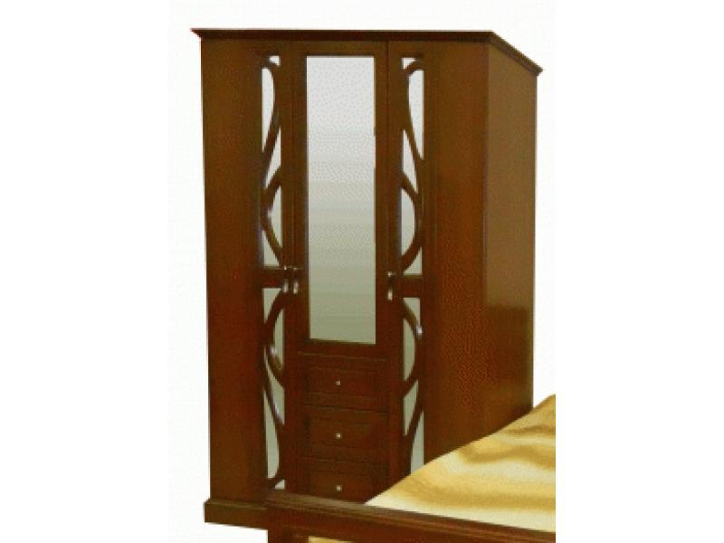 Шкаф 3-дверный