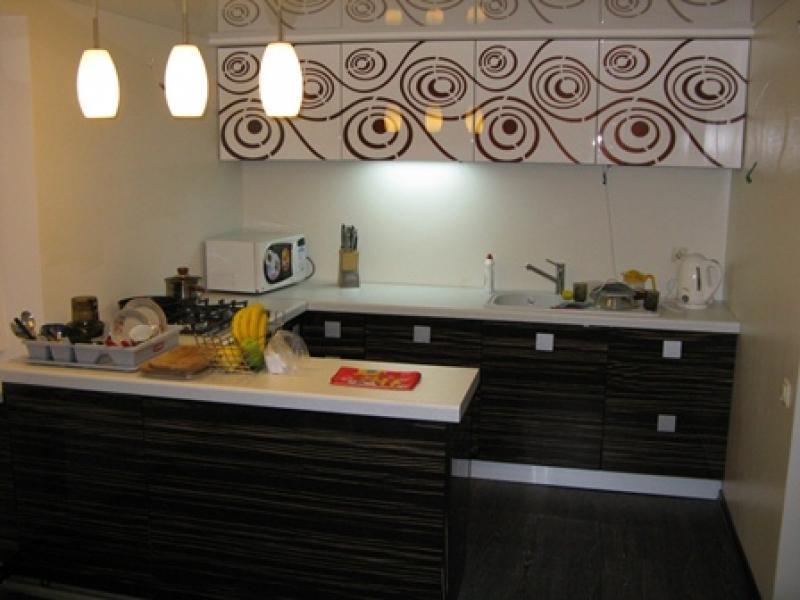 Кухонный гарнитур угловой 33