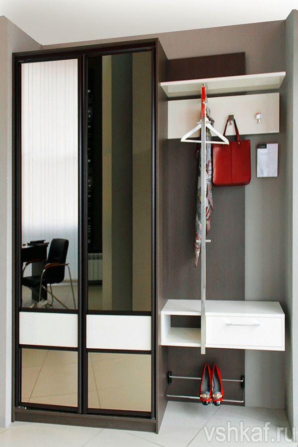 """Мебельная фабрика """"ваш шкаф"""", г. пенза / прихожая 001."""