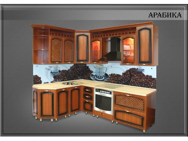 Кухня угловая Арабика