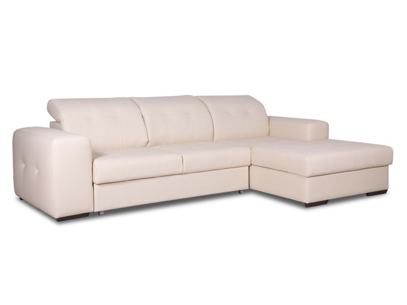 Угловой диван с оттоманкой «Таити»