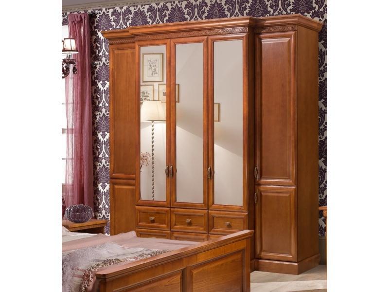 Шкаф Олимпия 5-дверный