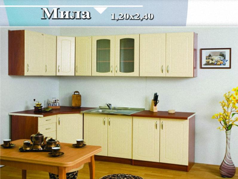 кухня угловая «Мила»