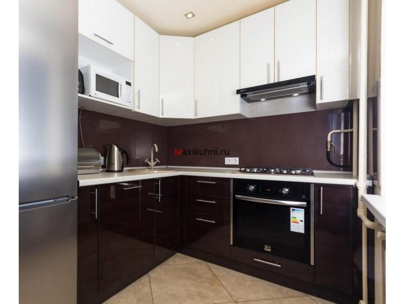 Кухни угловые в стиле хайтек недорогие кухни в хотьково