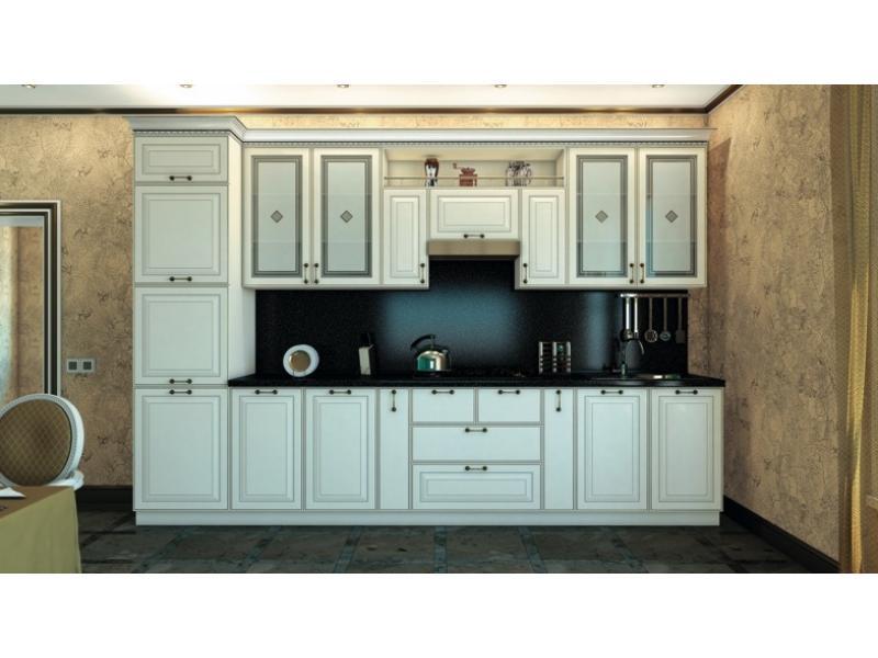 Кухонный гарнитур прямой Элиза