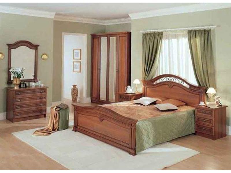 Спальный гарнитур «Сицилия»
