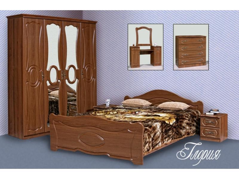 """Мебельная фабрика """"виал"""", г. пенза / спальня глория."""