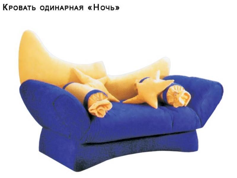 Кровать детская Ночь