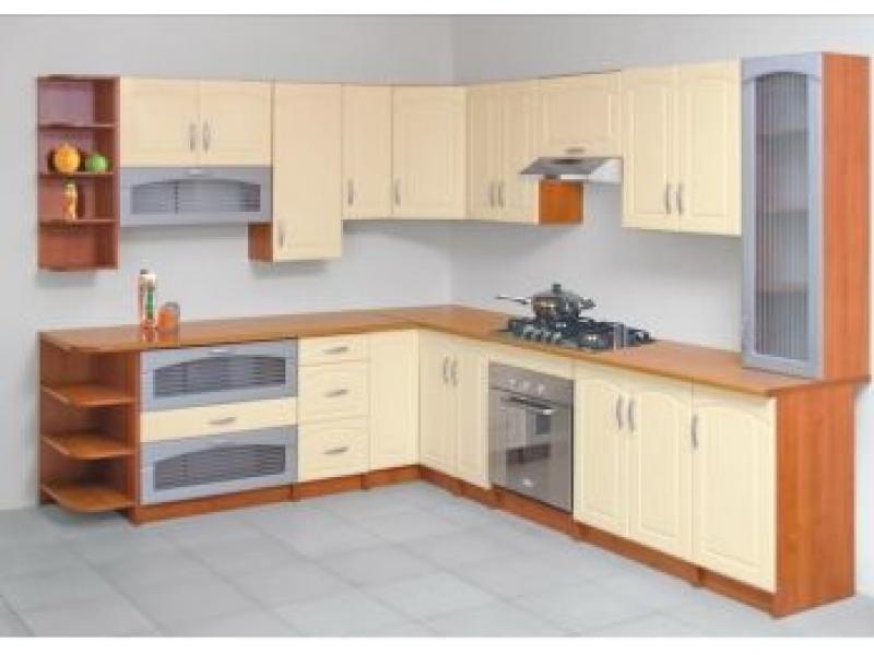 Кухонный гарнитур угловой Мария