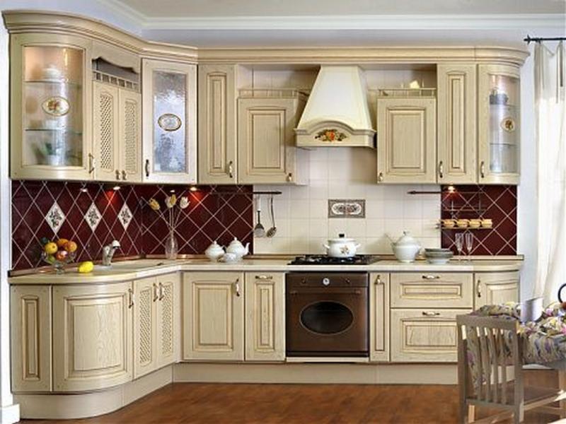 Кухня Лора массив