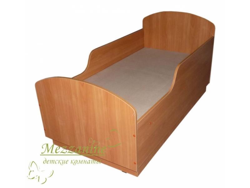 Кровать детская Дашенька