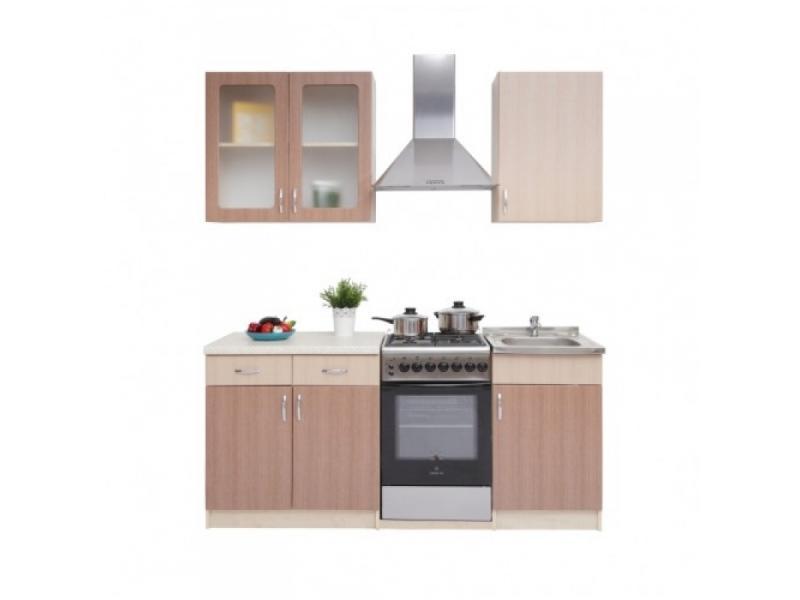 Кухонный гарнитур прямой 5