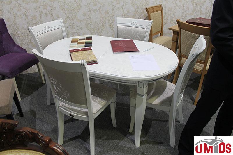 Мебельная выставка Краснодар: Обеденная зона