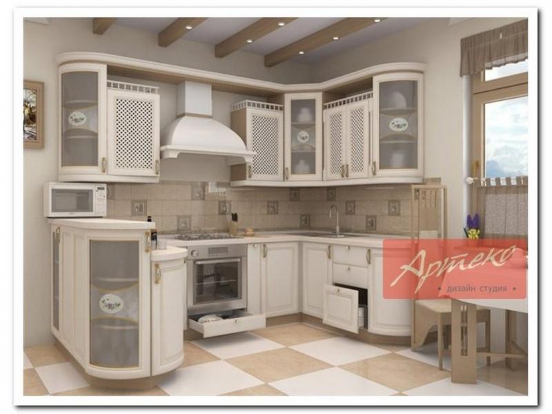 Кухня Марта МДФ