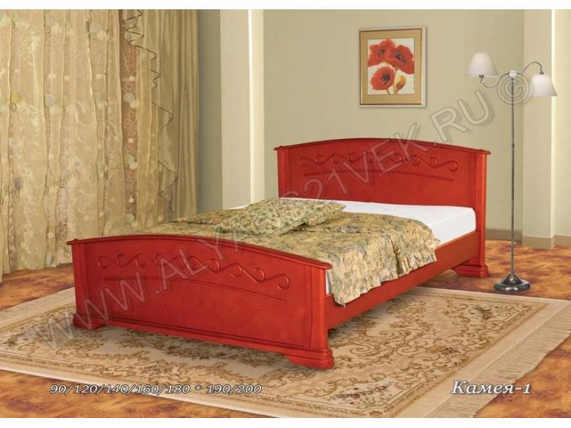 Кровать из дерева Камея 1