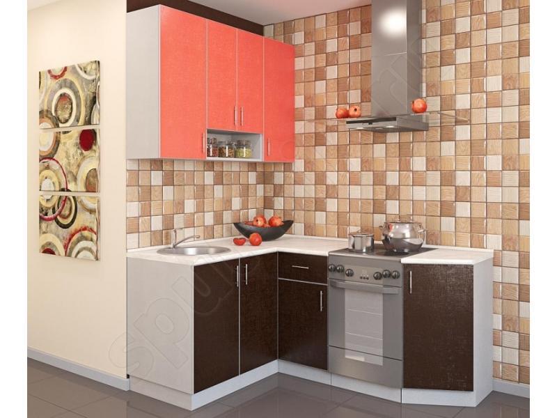 Кухонный гарнитур угловой Арабика