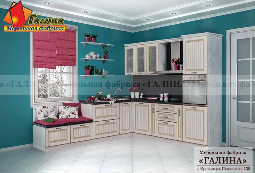 Кухонный Гарнитур Патина 005