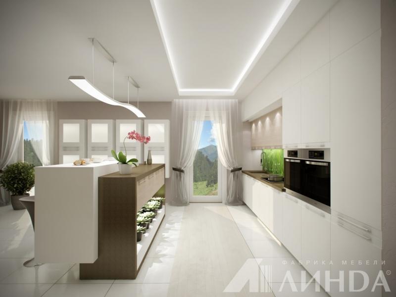 Кухня Лината МДФ