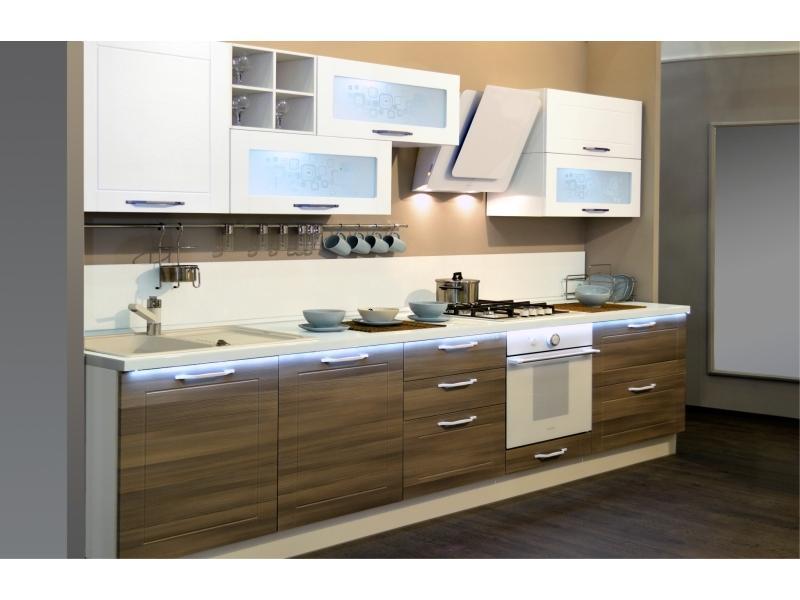 Кухонный гарнитур прямой Фелиция