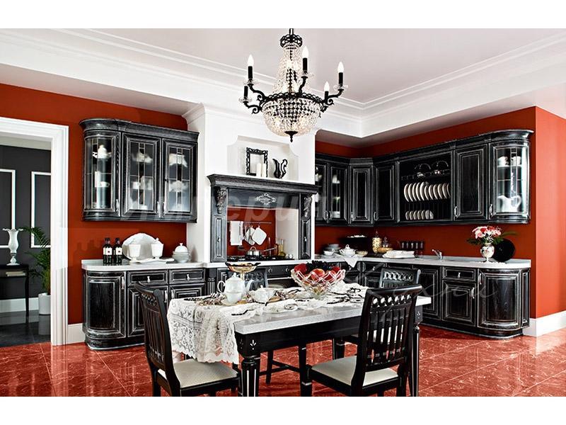 Кухонный гарнитур угловой GALLIANO