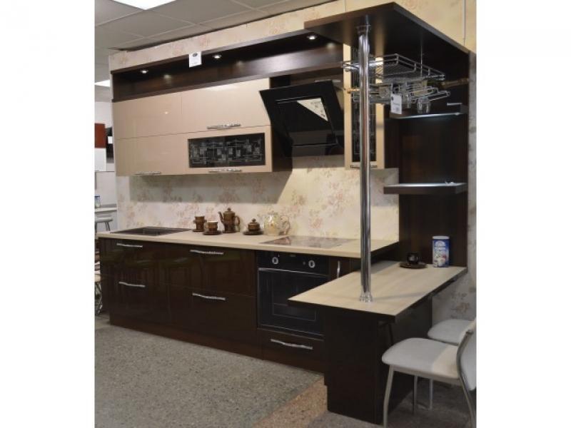 Кухонный гарнитур угловой 120