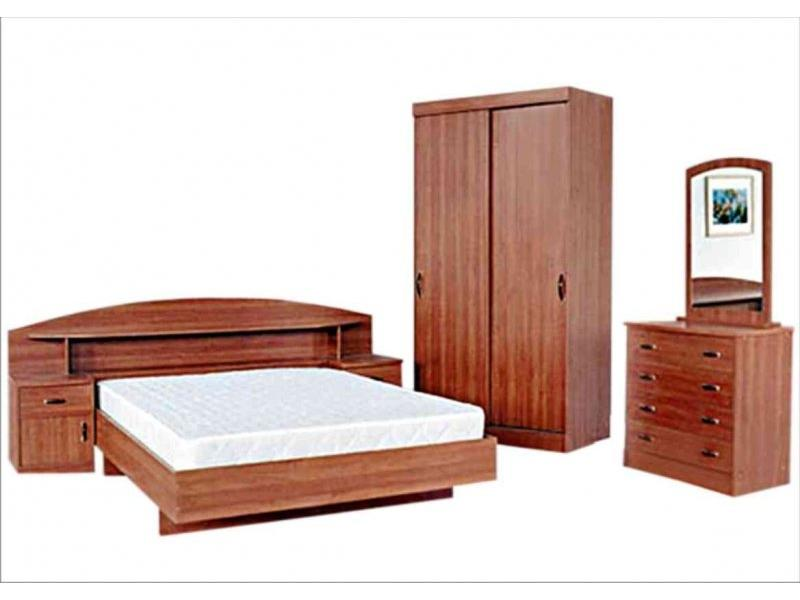 Спальня Интрига-3 ЛДСП